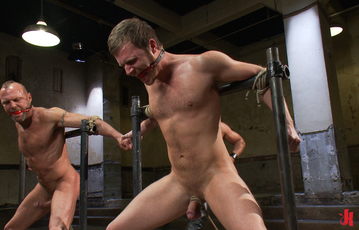 bound gods strong gay asses and muscles whipped spanked